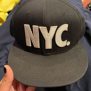 Men NYC Nike hat